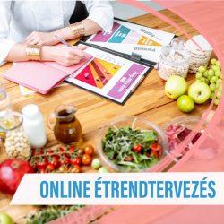Személyre szabott online étrendtervezés   14 900 Ft